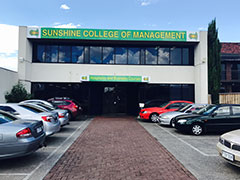 Sunshine College of Management Pty Ltd